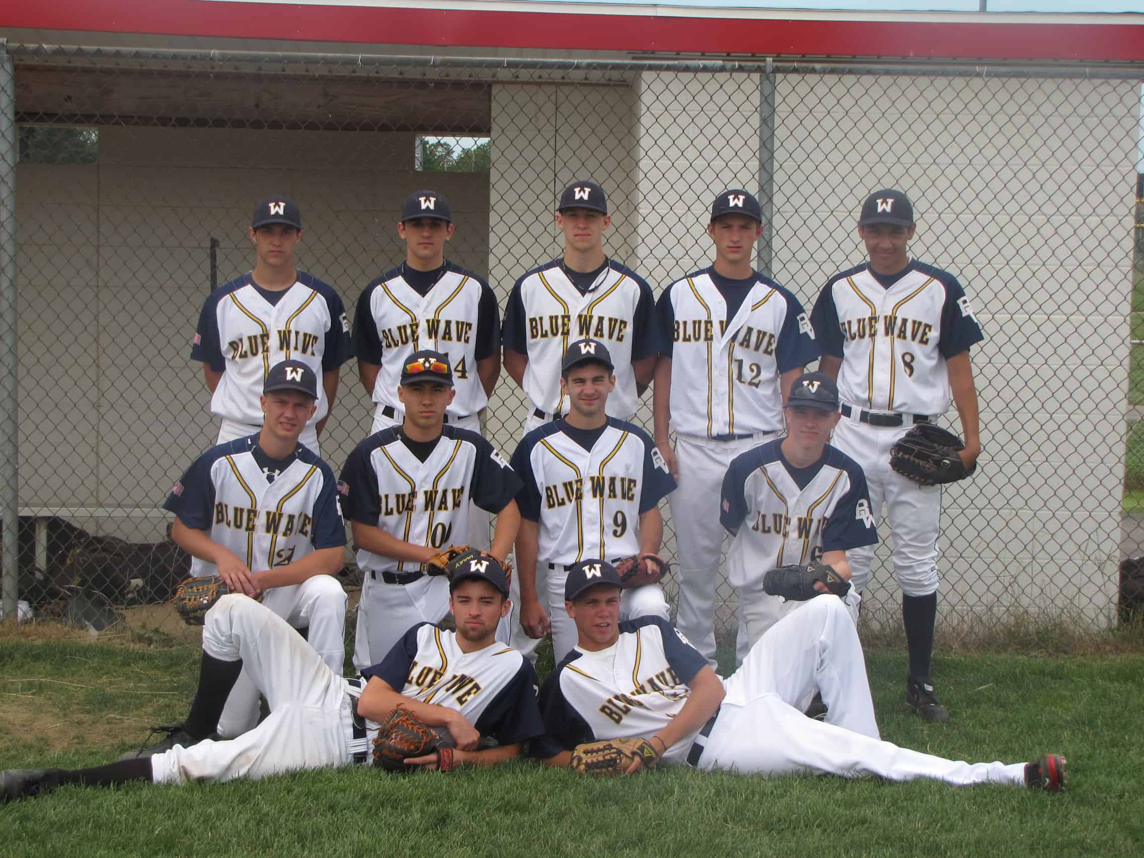 The Blue Claws! 2010 Bring Your 'A' Game 18U Champs!